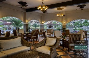 Maricielo Villas Clubhouse Lounge